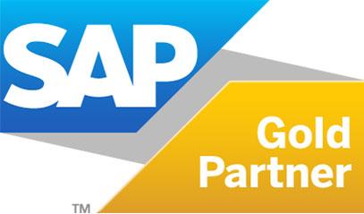 Wir sind SAP Gold Partner