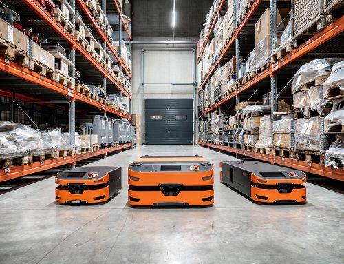 SAP S/4HANA® Entwicklung: SAFELOG und ISC liefern Komponenten für die modernste Automobilfabrik der Welt