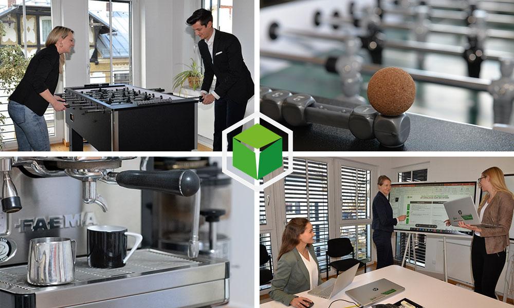 ISC - SAP Könner für den Mittelstand - Mitarbeiter im Fokus